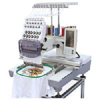 Tubular Computerized Embroidery Machine