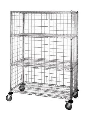 Stainless Steel Wire Shelf Rack