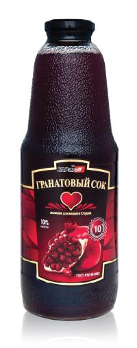 Barinoff Pomegranate Juice