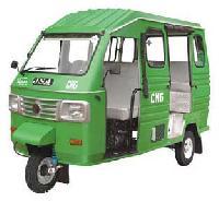 Cng Passenger Auto Rickshaw