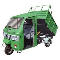 Dump Auto Rickshaw