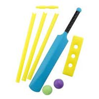 Champ Plastic Cricket Set