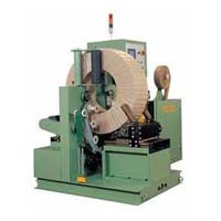 Vertical Metal Coil Wrapping Machine