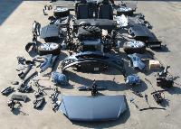 Used Automotive Spare Parts