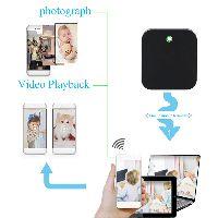 Spy Mini Wi-fi Hidden Ac Adaptor Plug Charger Spy Camera