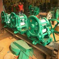 Horizontal Cane Crusher
