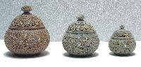 Soap Stone Candle Balls