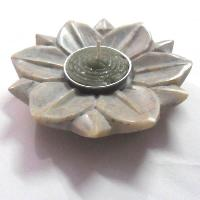 Soapstone Tea Light Holders