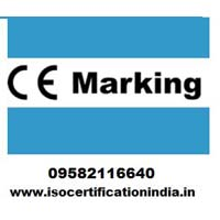 ce marking  notified certification in Delhi NCR