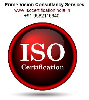 ISO Certification Service provider in India