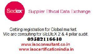 Smeta 2 and 4 Pillar Audit Sedex Certification Consultancy