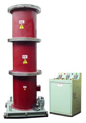 Cascaded Ac High Voltage Tester