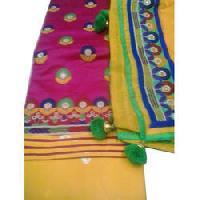 Handmade Bandhej Dress