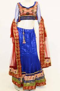 Gujarati Traditional Chaniya Choli