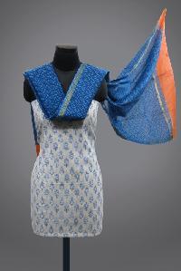 Silk Ladies Suit
