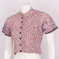 Hand Printed Blouses