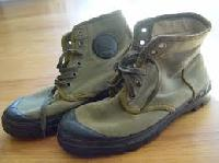 Canvas Jungle Boot