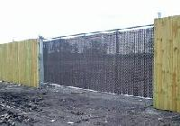 Commercial Fence Gates