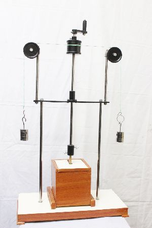 Joule's Mechanical Of Heat Experiment Apparatus
