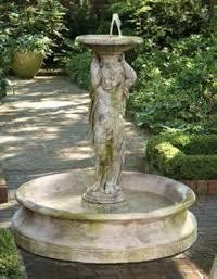 Crafted Garden Decorative Fountain