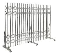 aluminium channel gates