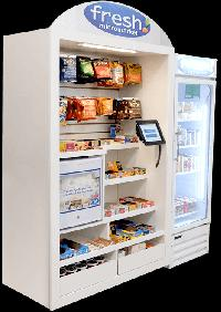 Fruit Juice Vending Machines