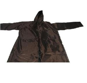 Brown Colored Mens Raincoat