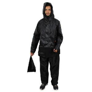 Duckback Classic Black Mens Rain Suit