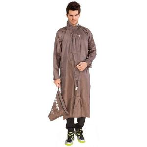 Lotus Wonderland Mens Raincoat