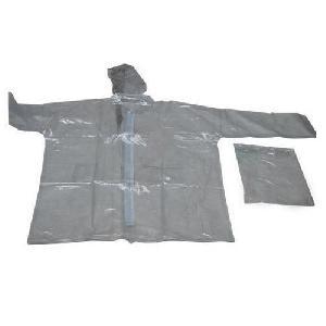 Pvc Transparent Mens Rain Suit