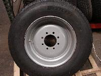 Tractor Trailer Wheels