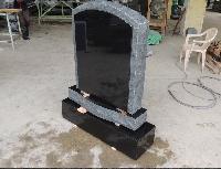 Granite Cemetery Monument