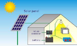Solar Light System Installation Service