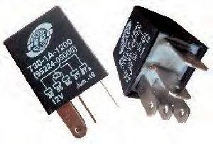 Peco 0138/01 12v 5 Pin Micro Relay Connector
