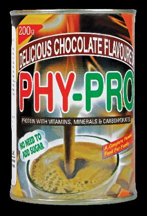 Phypro Chocolate Flavored Powder
