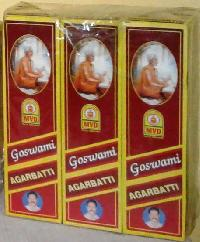 Goswami 'Regular' Agarbatti (Scented Incense Sticks)