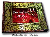 Chocolate Box For New Year