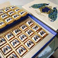 Wedding invitation Chocolates