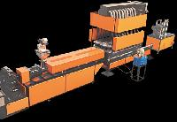 Double Wall Corrugated Pipe machine .