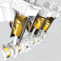 Marine Engine Oil