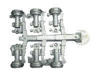 zinc precision pressure die casting