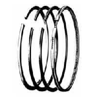 Two Wheeler Ring Piston