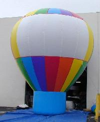 Inflatable Advertising Balloon