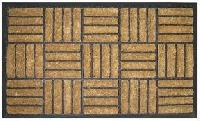 coir rubber door mats