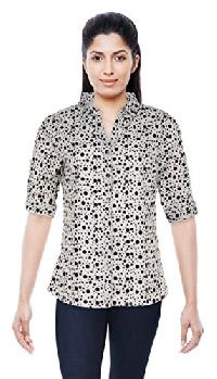 Women's Casual Shirt 3/4 Sleevs