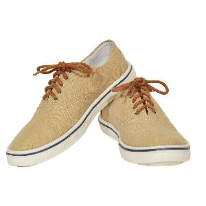 Canvas Sneaker Laced Shoes