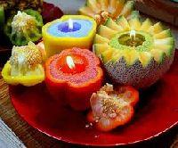 Fruit Candle