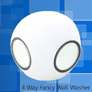 4 Way Fancy Wall Washer