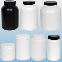 Blow Moulded Plastic Container Cap