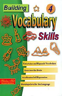 BUILDING VOCABULARY SKILL 4